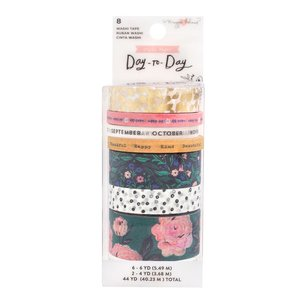 Set de washi tape Maggie Holmes Day to Day Calendar