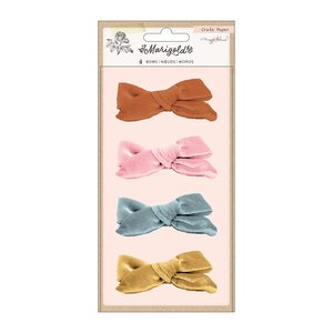 Lazos adhesivos de tela Marigold by Maggie Holmes