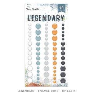 Enamel dots Legendary