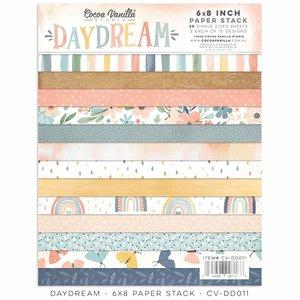 """Pad 6x8"""" Cocoa Vanilla Daydream"""