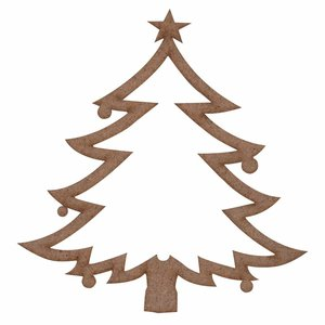 Shaker Artis Decor Árbol de Navidad