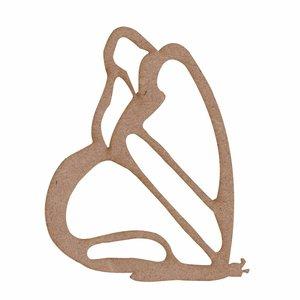 Shaker Artis Decor Mariposa Perfil