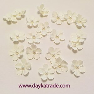 Set de Flores Blancas