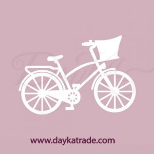 Dayka Forma Bicicleta de chipboard