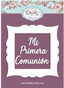 Chipboard Dayka Marco Mi Primera Comunión