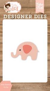 Set de troqueles Baby Elephant