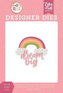 Set de troqueles Dream Big Rainbow
