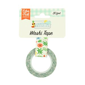 Washi Tape Echo Park Summertime Flowers