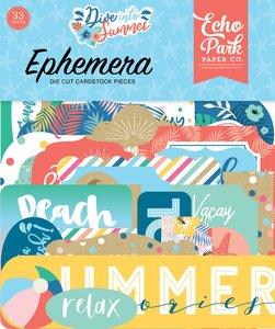 Die Cuts Echo Park Dive into Summer