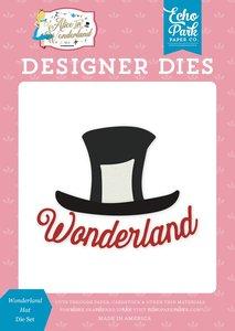 Troqueles Echo Park Alice in Wonderland v2 Hat