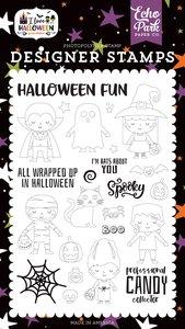 Sellos Echo Park I Love Halloween Too Cute to Spook