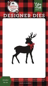 Troqueles Echo Park A Gingerbread Christmas Reindeer