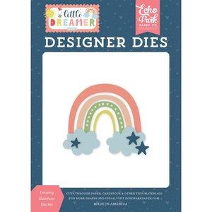 Troqueles Echo Park Little Dreamer Girl Rainbow