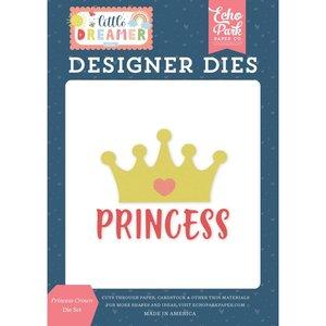 Troqueles Echo Park Little Dreamer Girl Princess Crown