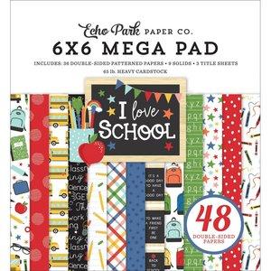 "Mega Pad 6x6"" Echo Park A Magical Place Cardmakers"