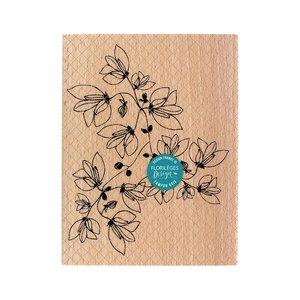 Sello de madera Florileges POASIE NATURELLE