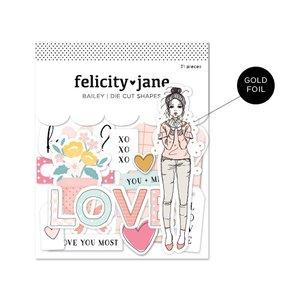 Die cuts Felicity Jane Bailey