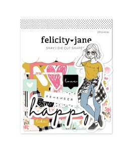 Die cuts Felicity Jane Shay