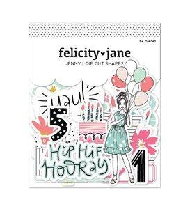 Die cuts Felicity Jane Jenny
