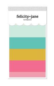 Cuaderno para midori Felicity Jane Jenny