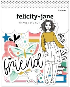 Die Cuts Grace de Felicity Jane