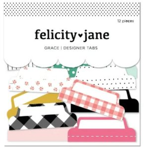 Set de Tabs Grace de Felicity Jane
