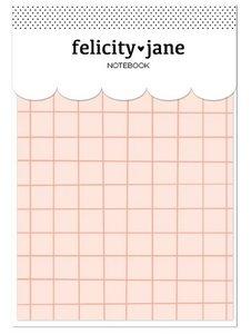 Cuaderno tamaño A5 Grace de Felicity Jane