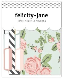 Mini carpetas Hope de Felicity Jane