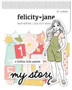 Die Cuts Katherine de Felicity Jane