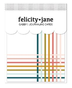 Journaling Cards Gabby de Felicity Jane