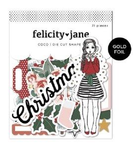 Die Cuts Coco de Felicity Jane
