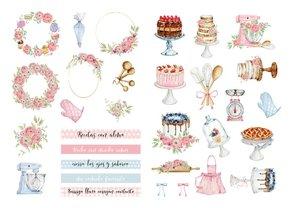 Die Cuts Fridita Sweet Bakery