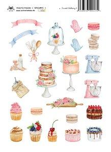 Pegatinas Fridita Sweet Bakery