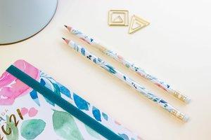 Lápices estampados Gigi's Lab 2 pcs