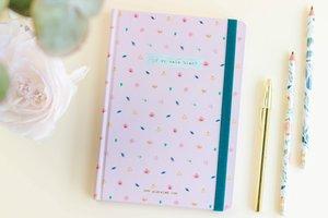 Cuaderno de puntitos Rosa Nude de Gigi's Lab