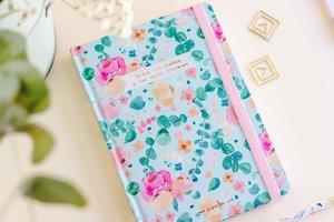 Cuaderno de puntitos Primavera de Gigi's Lab