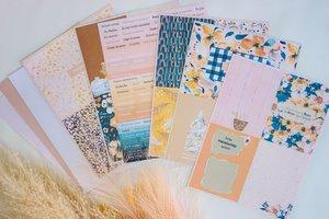 Kit de frases y tarjetas Jasmine de Gigis Lab