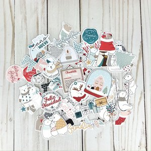 Die cuts Christmas Wish de Gigi et moi