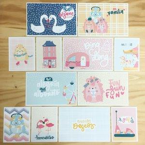 Set de tarjetas PL Iriri Hoholand