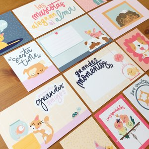Tarjetas Guayedra Mascotas de Iriri Estudio