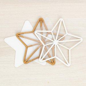 Kit mini Shaker Kimidori Colors Estrella Navidad