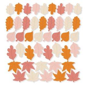 Set de mini metacrilatos 1 mm Scrap Your Life Hojas de otoño