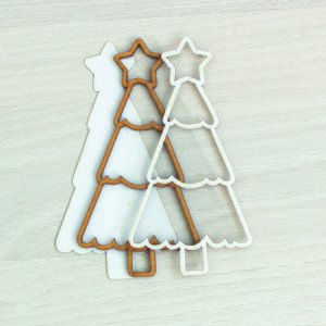 Kit mini shaker Kimidori Colors Árbol de Navidad