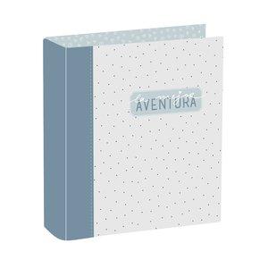 """Álbum de 6""""x8"""" lomo ancho La mejor aventura"""