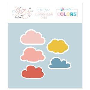Troquel Set de nubes