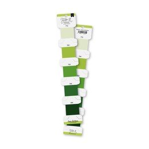 Set de hilos de bordar Lora Bailora Verde Manzana