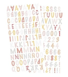 Alfabeto Alua Cid Picnic
