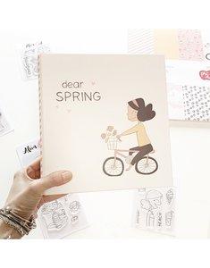 "Álbum 6""x8"" Alua Cid Picnic Dear Spring"