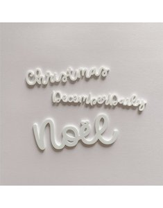 Palabra de metacrilato Alúa Cid Christmas