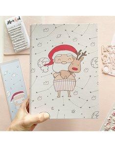 Álbum con páginas para Diario de Navidad Austral